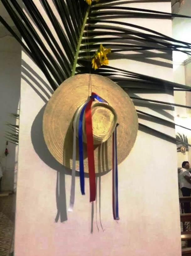 Celebración 7 de septiembre de 2018 en una de las parroquias de Cuba