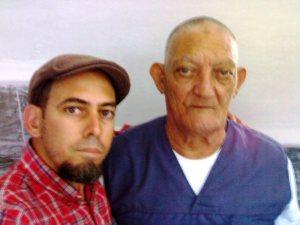 El Rev. Mario Lleonart consiguió ver en la prisión al preso político Miguel Díaz