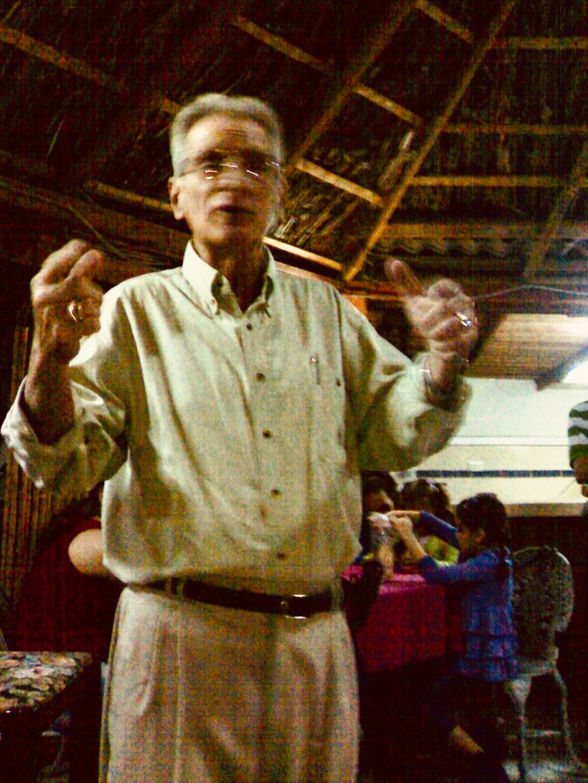 Amador Perfecto Blanco Hernández